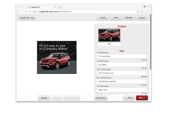 Wave2 automates the building of responsive and interactive advertising